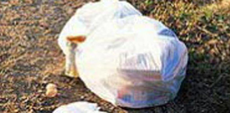 שקיות ניילון שקיות פלסטיק